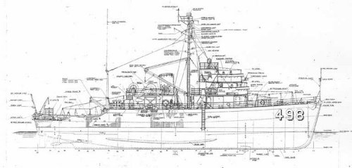 Plywood Tug Plans Sailing Build Plan